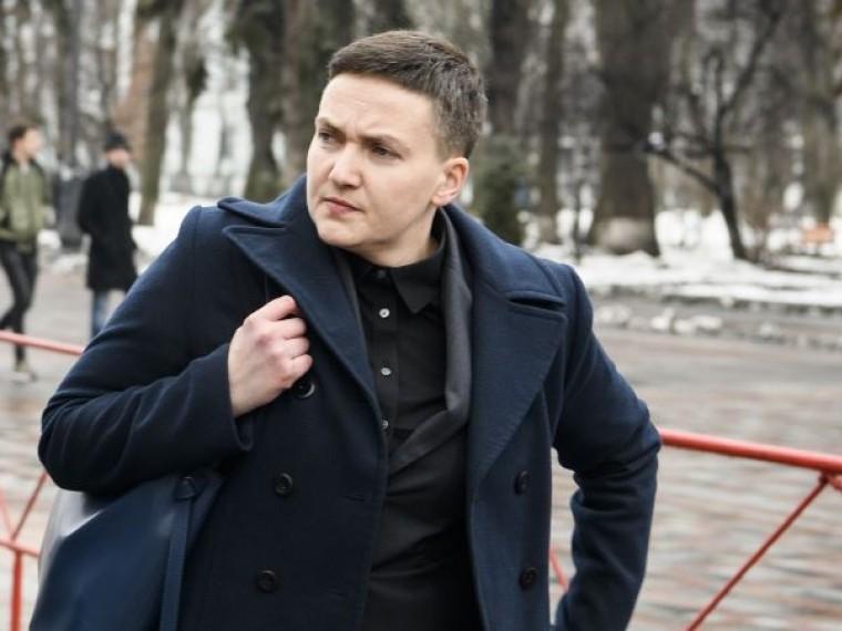«Более чем достаточно»— Савченко овоенных, готовых свергнуть режим Порошенко