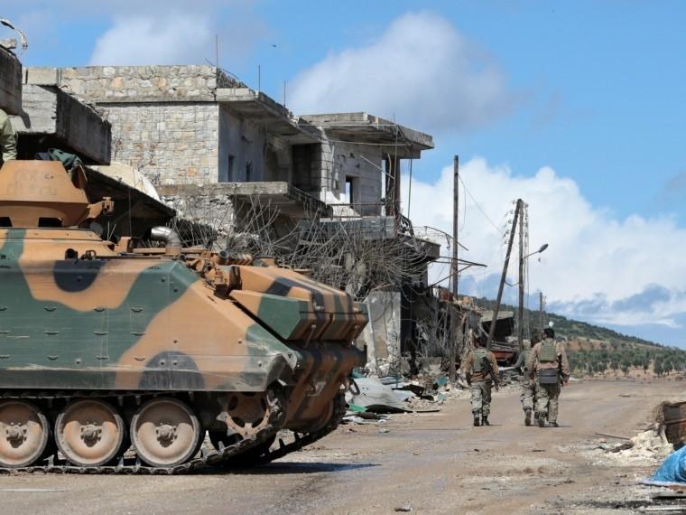 ВСирии освобожден населенный пункт Джисрейн вВосточной Гуте