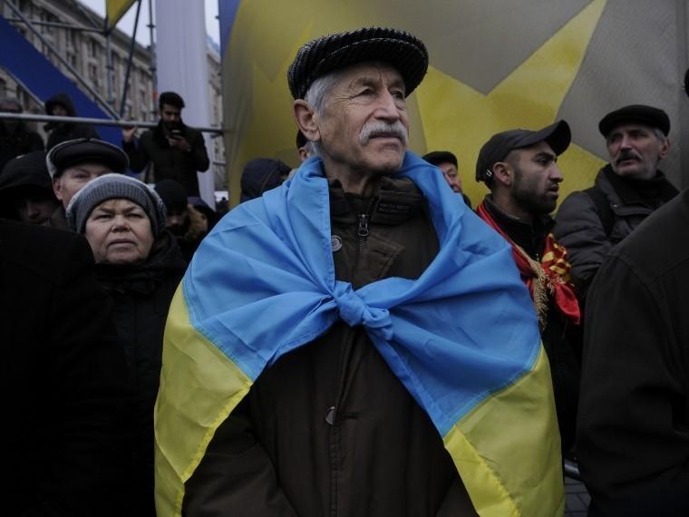 Мэр Львова заявил, что уукраинцев «украли страну»