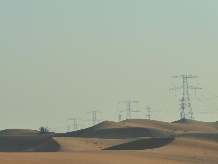 Правитель Дубая спас застрявших впустыне иностранцев