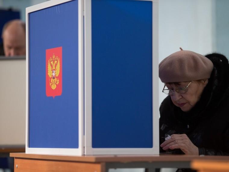 Работа избирательных участков вЗабайкалье завершена