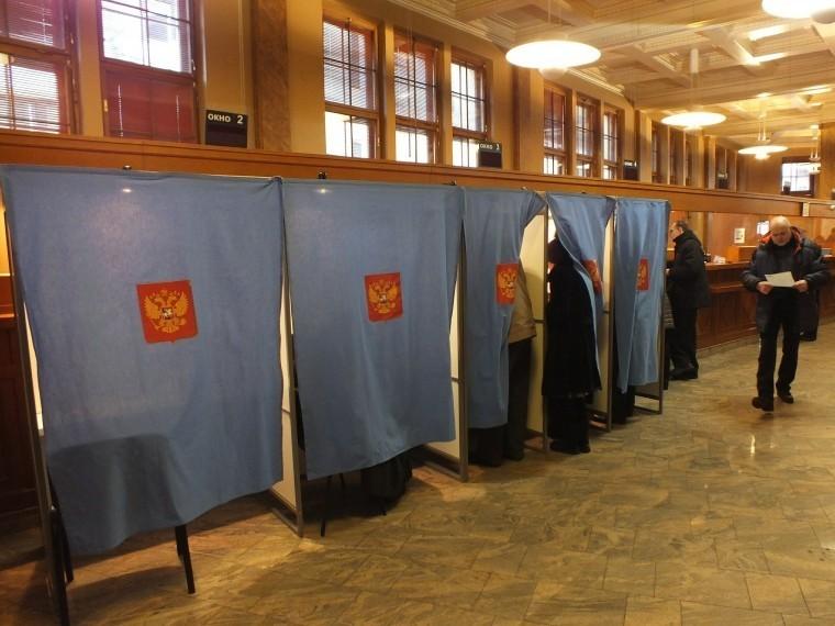 Явка наВыборах-2018 превысила 60 процентов