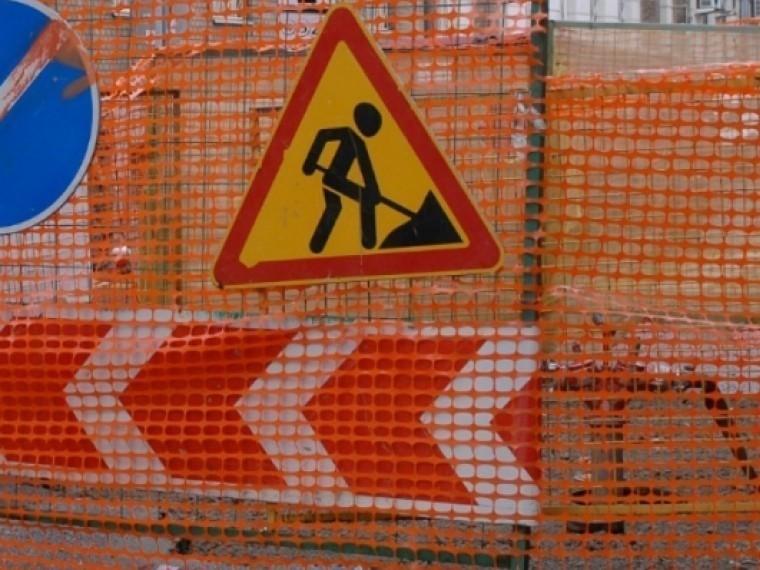 С19марта вПетербурге действуютновые ограничения дорожного движения