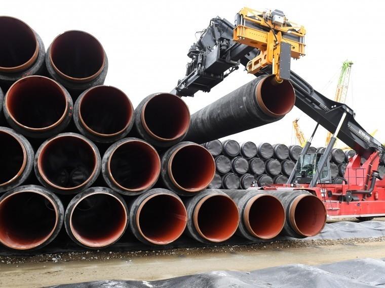 Строителям «Северного потока-2» грозят санкции состороны США
