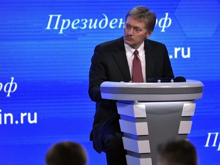 Песков отказался комментировать решение Госдумы поделу о«домогательствах» Слуцкого