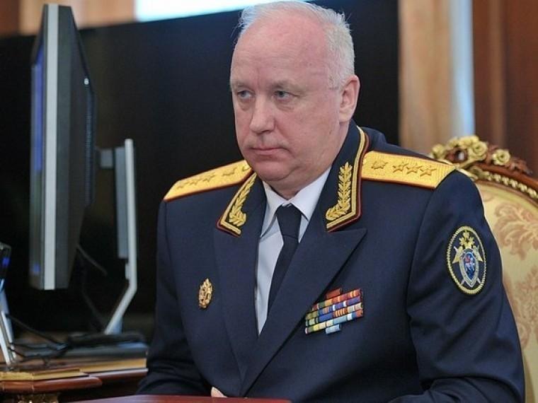 Бастрыкин передал вцентральный аппарат СКдело обубийстве дагестанского журналиста