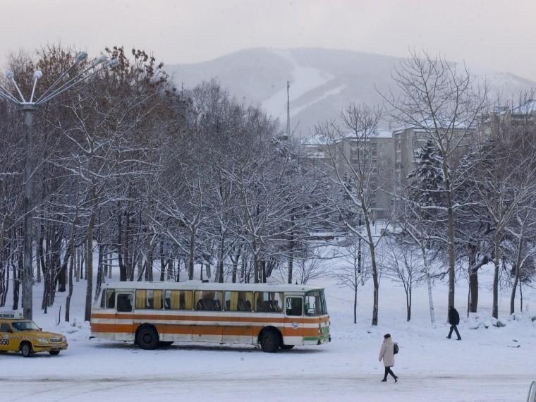 Вдесяти районах Сахалина объявлена лавинная опасность всвязи спотеплением