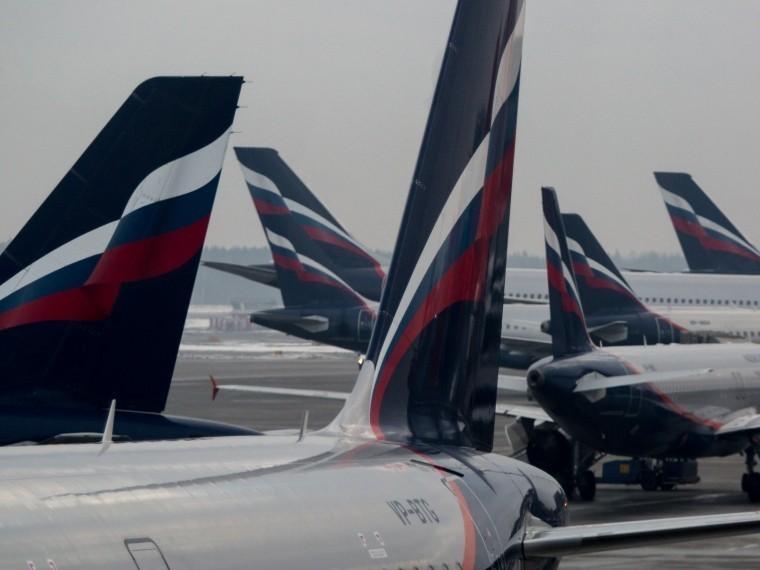 «Аэрофлот» заморозил цены нарейсы изМосквы вКемерово иобратно