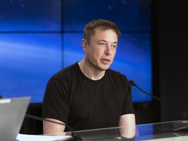 Илон Маск рассказал осамом тяговооруженном двигателе вмире