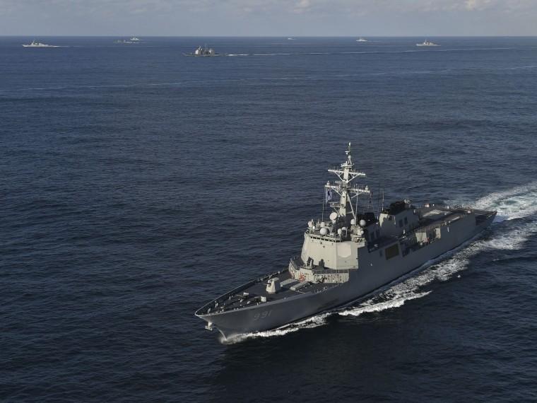 Южная Корея направляет военный корабль кпобережью Ганы для освобождения захваченных пиратами заложников