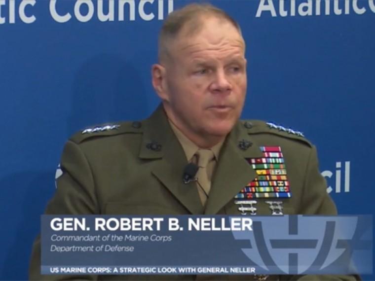 Американский генерал рассказал детали стратегии США вборьбе сИГ*