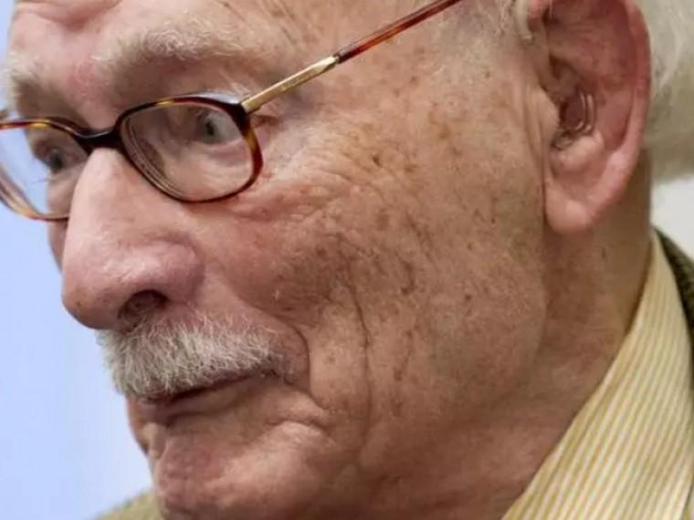 ВГолландии умер107-летний учитель, спасавший еврейских детей отнацистов вовремя Второй мировой