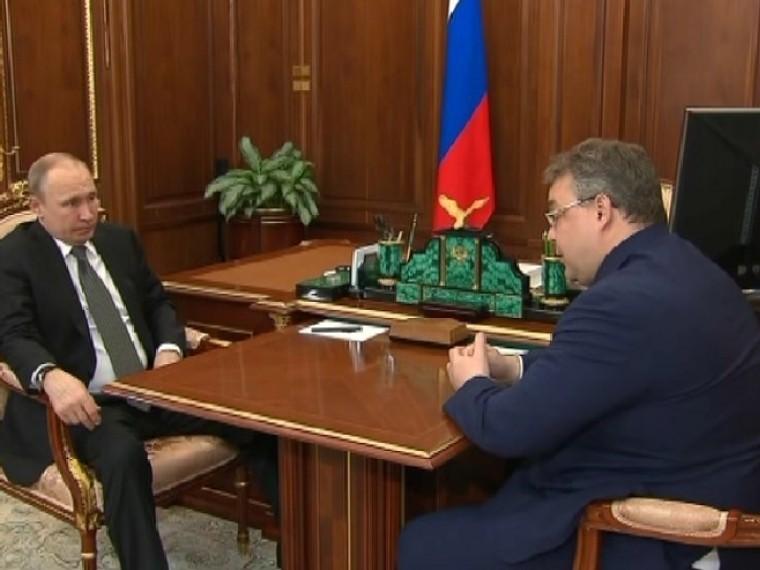 Путин: пристроительстве новых объектов культуры населе ненадо «покушаться» надействующие