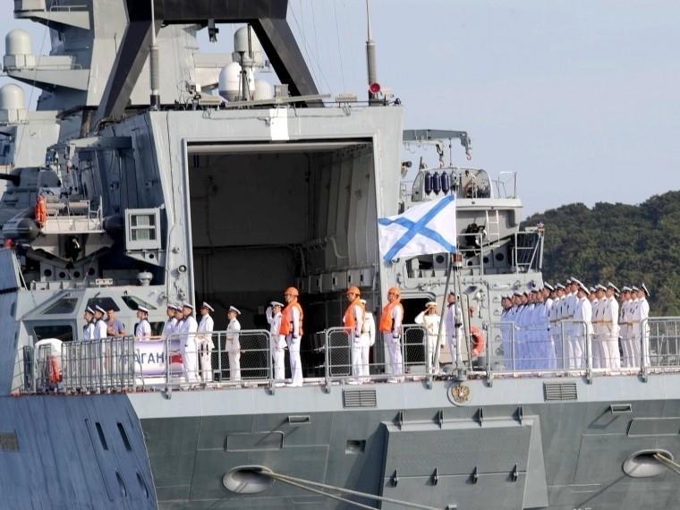 Черноморский адмирал рассказал, зачем нужна передислокацияКаспийской флотилии
