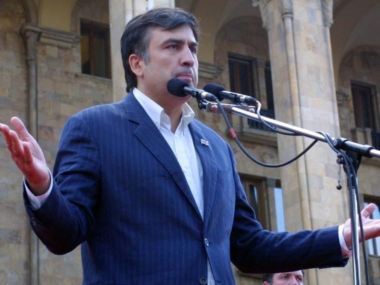 Саакашвили заявил, что вернется вГрузию и«покончит» свластями страны