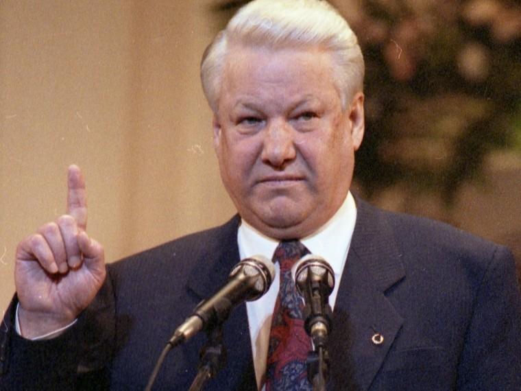 ВМоскве появится бюст Ельцина авторства Церетели