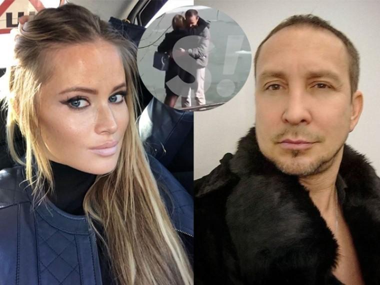 Дана Борисова вобъятиях женатого певца Данко попала навидео