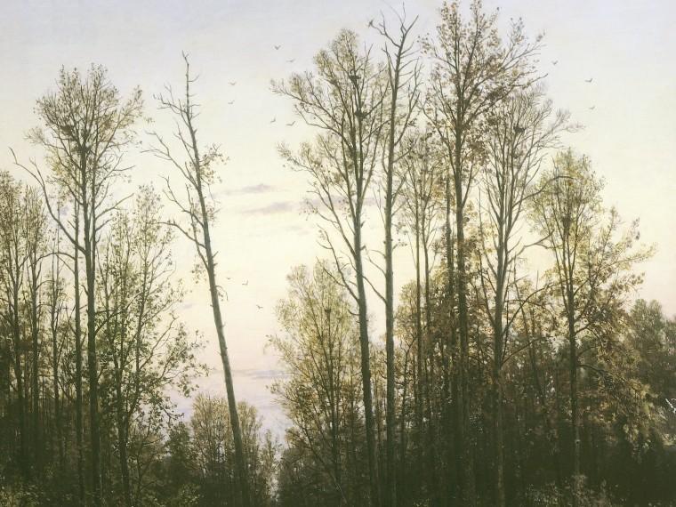 Осеннему пейзажу Шишкина в музее Серпухова вернули настоящее название