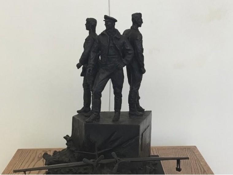 AP: в США предложили новое место для памятника советским летчикам