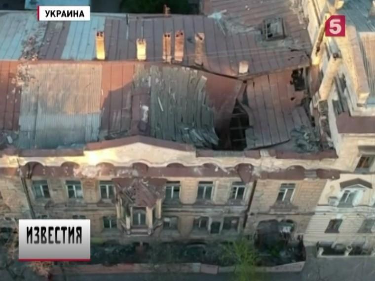 Вцентре Одессы награни исчезновения дом, где Николай Гоголь сжег второй том «Мертвых душ»