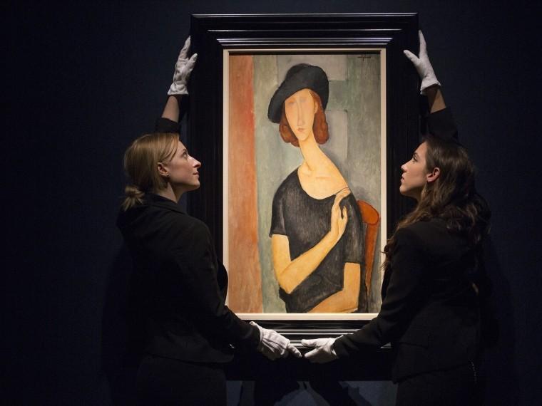 Sotheby's анонсировал продажу картины Модильяни — стартовая цена $150 млн