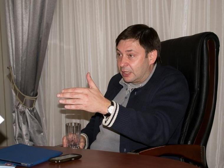 Киев допустил возможность обмена Вышинского наСенцова