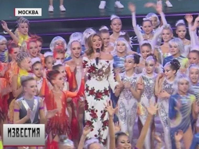 Фестиваль художественной гимнастики «Алина» открылся в Москве