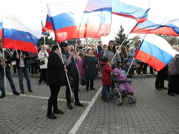 НаУкраине признали— после воссоединения сРоссией вКрыму стало жить лучше