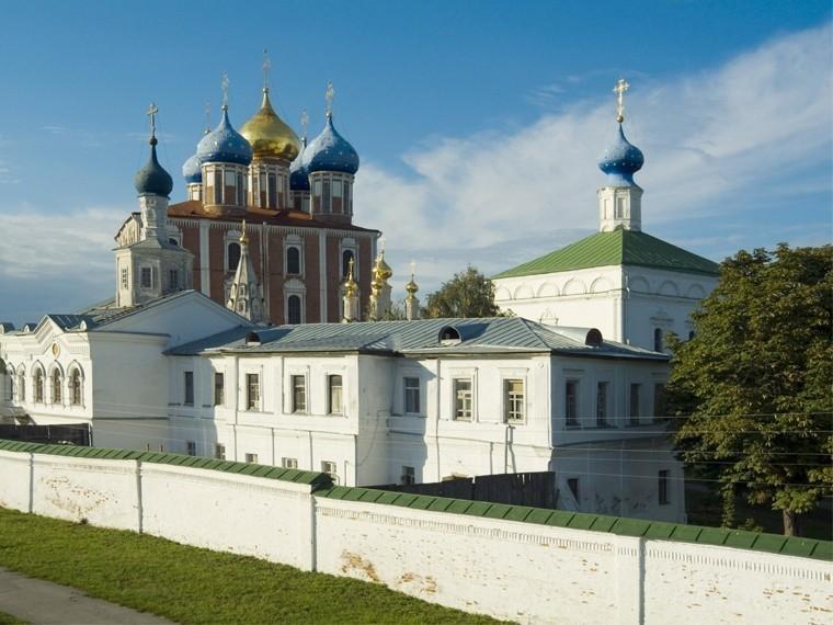 Рязань хочет войти всостав «Золотого кольца России»