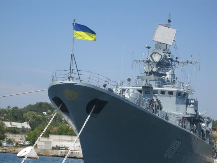 НаУкраине предложили «план противостояния» России вАзовском море