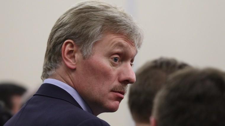 Песков прокомментировал заявление Киева о«Северном потоке— 2»