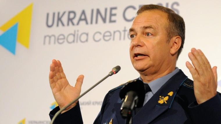 Украинский генерал-русофоб собрался «достать ракетами» доМосквы