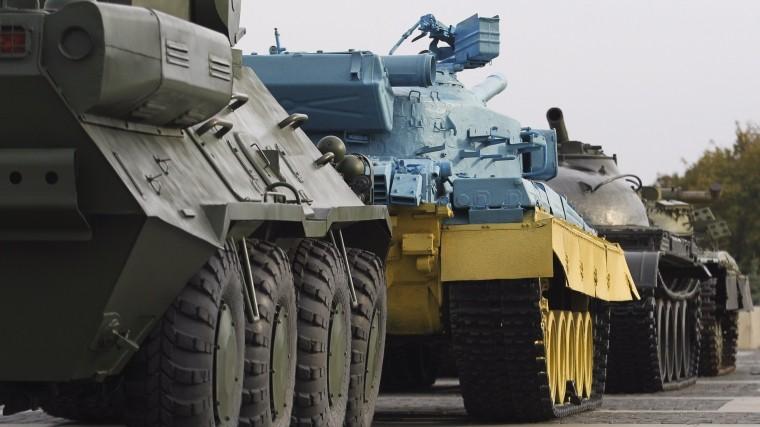 Размечтались: наУкраине найден аналог российского танка «Армата»