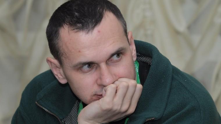 Дмитрий Песков прокомментировал ситуацию сосужденным вРоссии Сенцовым