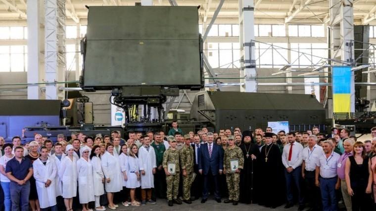 Порошенко похвастался новыми украинскими РЛС