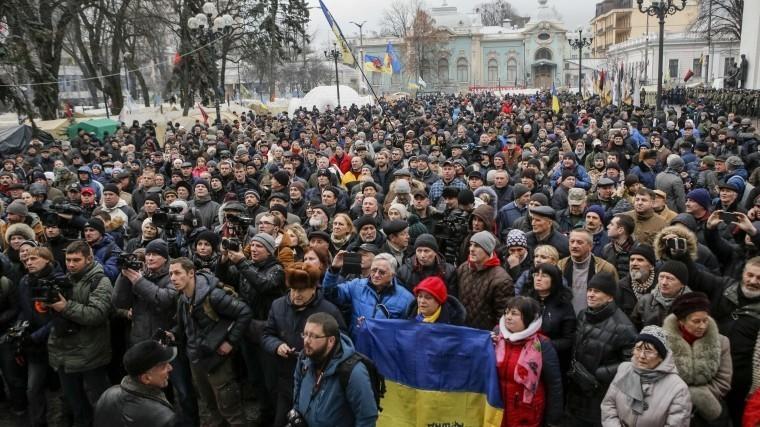 НаУкраинебоятся социального взрыва из-за растущих цен нагаз иснижения пенсий