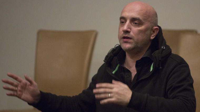 Прилепин объявил об уходе из батальона ДНР