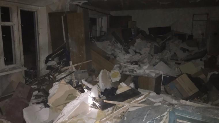 Вмногоэтажке вКривом Роге прогремел взрыв— кадры сместа