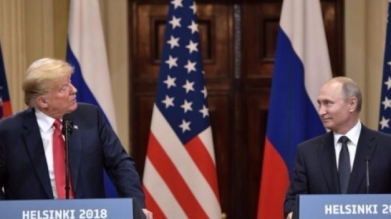 Украина попросила уСША объяснений попереговорам Путина иТрампа
