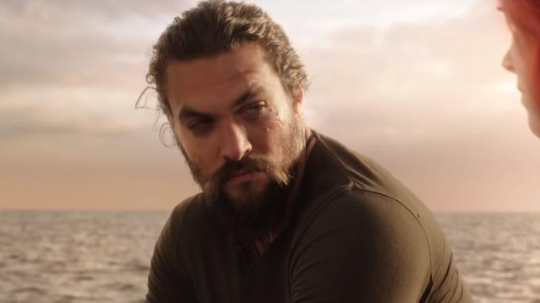 Трейлер фильма «Аквамен» можно посмотреть уже сейчас