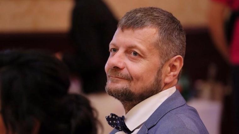 Уличенный впосещении гей-парада украинский депутат поколотил коллегу