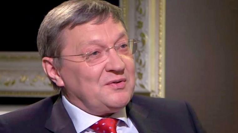 Экс-министр Украины назвал призыв прекратитьторговлю сРФ«неумной инициативой»