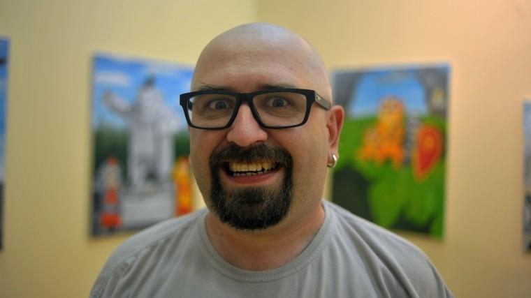 Художник Вася Ложкин прокомментировал реабилитацию судом его картины