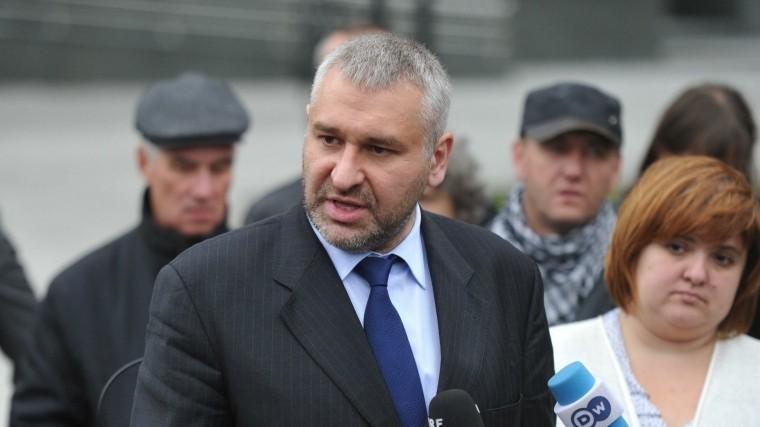 Суд в пятницу проверит законность лишения юриста Фейгина статуса адвоката