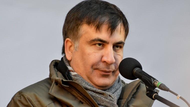 Саакашвили заявил онамерении участвовать ввыборах вРадув2019году