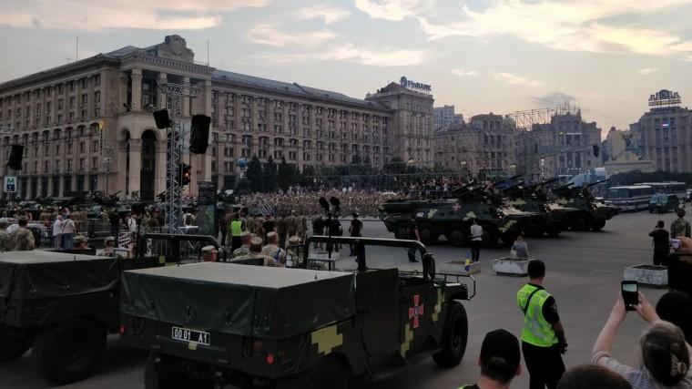 «Чем собираемся хвастаться?»— украинский журналист о«новинках» боевой техники