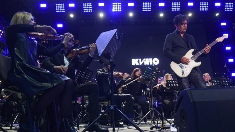 Киносеанс у Зимнего дворца и песни Цоя откроют смотр «Послание к человеку» в Петербурге