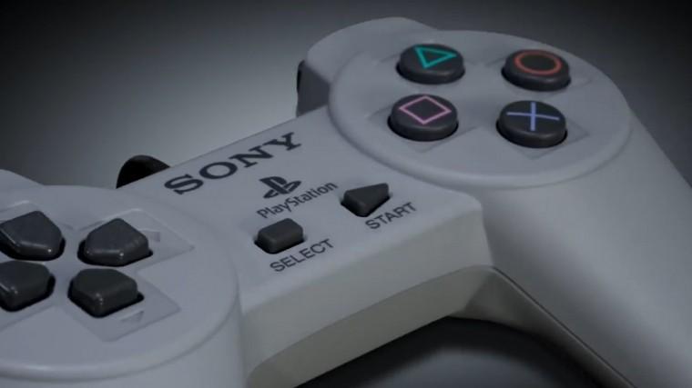 ВSony решили возродить первую PlayStation