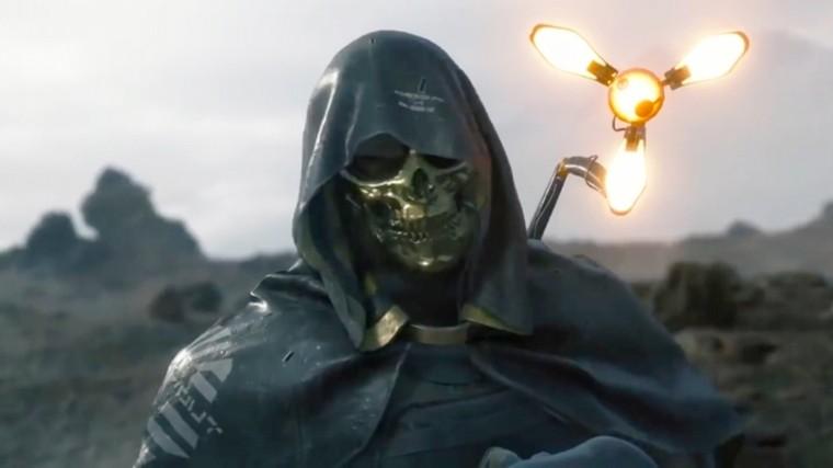 Кодзима показал очередного персонажа вновом трейлере Death Stranding— видео