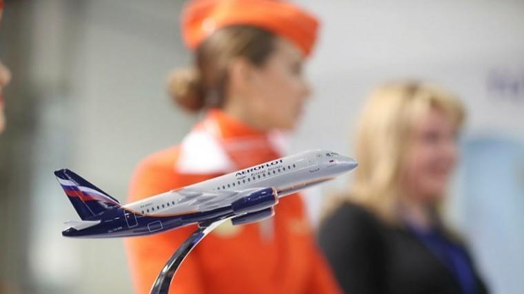 «Аэрофлот» получил 50-й лайнер Sukhoi Superjet
